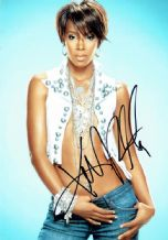 Kelly Rowland Autograph Signed Photo